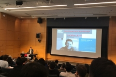 Fred Wilson, VC at Union Square Capital, gives the first annual Georges Doriot Lecture at MIT