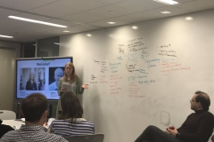 The End Fund CEO Ellen Agler discusses the organization's model at the MIT Legatum Center