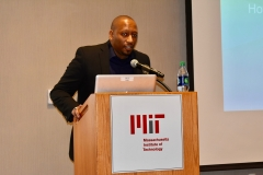 Welcoming the Zambezi Finalists during the MIT Leadership Boot Camp in Boston