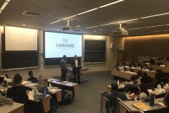 The Harambe Alliance visiting the MIT Sloan School of Management