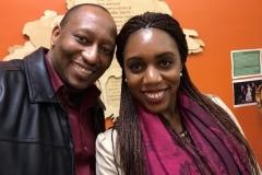 Anna Ekeledo, Executive Director of Afrilabs, visiting MIT