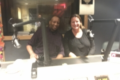 Radio interview in Boston with Megan Mitchell, Manager of Fellowship and Student Programs at MIT