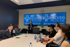 Attending the MIT Hacking Health Hackathon as a Judge in DC