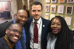 Harambe Alliance visiting MIT