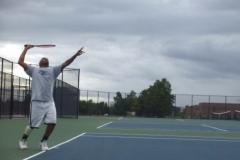 Tennis tournament in Detroit