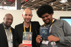 With Samir Abdelkrim, journalist at Le Monde and author of Startup Lions